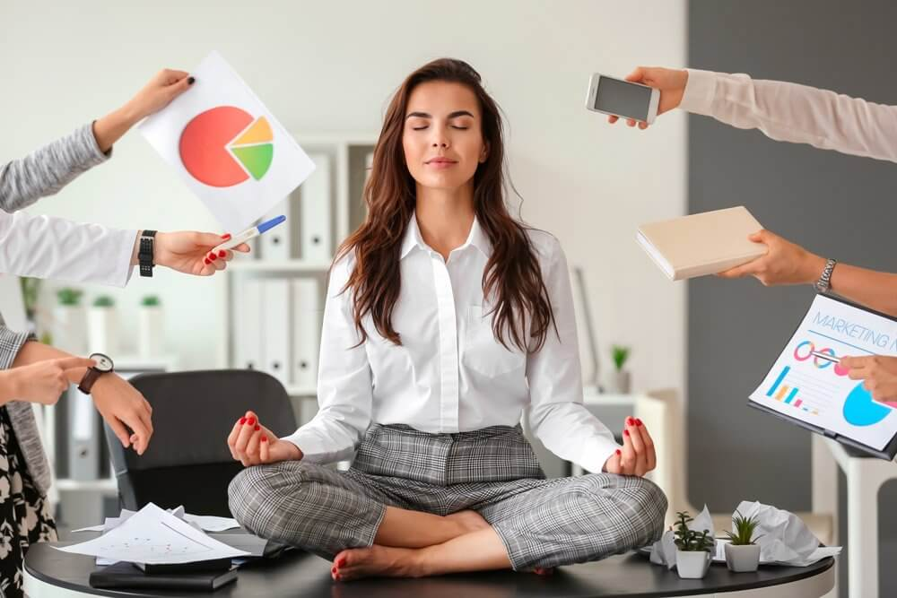 Stress and emotion management