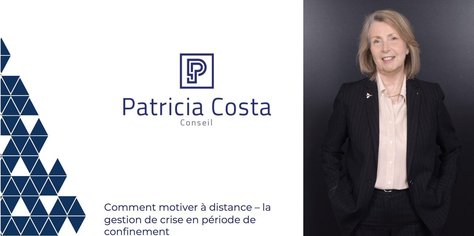 Patricia Costa - Comment motiver à distance ?